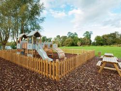Childrens Adventure Play Area