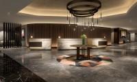 New refurbishment concept of the reception