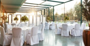 Wedding Venue Marlow - Dinner Hall