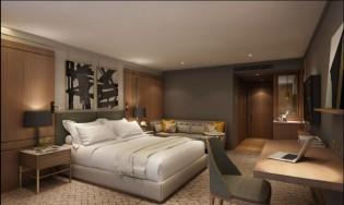 Winterlake Bedroom Crowne Plaza Marlow