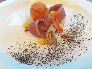 Glaze Restaurant Food