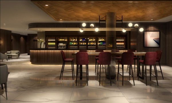 Newly Refurbished Terrace Bar