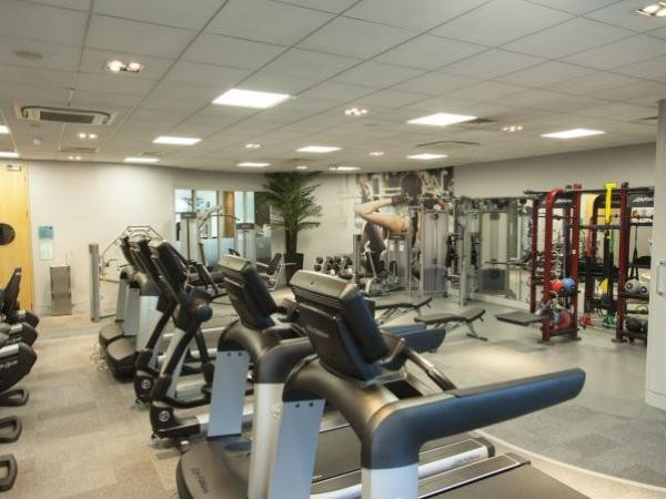 Quad Club Gym Equipment
