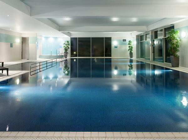 Quad Club pool