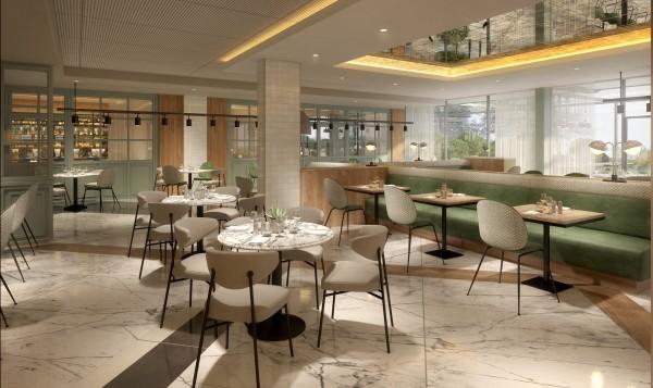 Newly Refurbished Glaze Restaurant 2