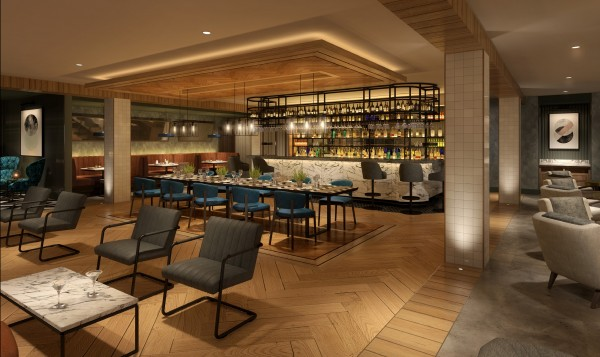 Newly Refurbished Aqua Bar & Conservatory 2