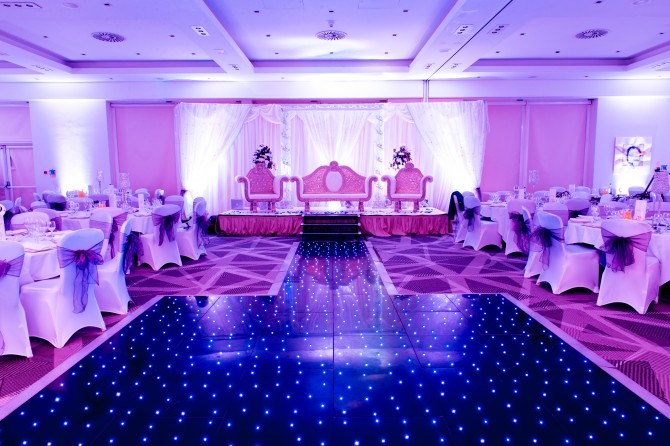 Wedding Banqueting Facilities