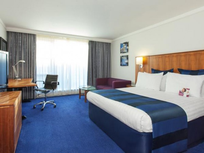 King Room Crowne Plaza Marlow